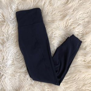 Athleta Pants - Athleta 7/8 salutation pants